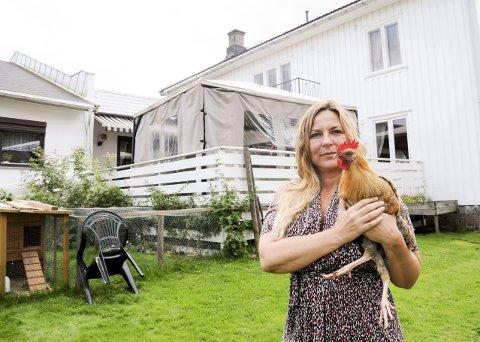 Blir i Spania: Gunn Kristin Langseth trives så godt i det solfylte landet at hun nå selger huset i Aurskog og blir i Spania for godt.