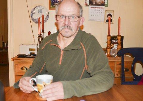 GLAD FOR Å VÆRE I LIVE: Svein Bjørnstad opplevde store omveltninger i livet etter at han falt i diabetisk koma i 2011. FOTO: ROGER ØDEGÅRD
