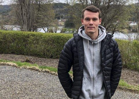KLAR IGJEN: Eirik Heldal kunne ikke sparke til en ball på to år. Nå er midtbanespilleren endelig klar for sesongstart med Pors.