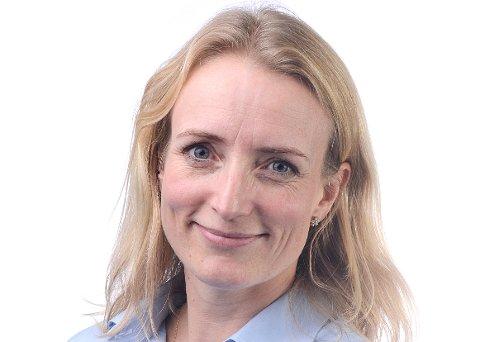 LETER ETTER FEILEN: Kommunikasjonssjef i Glitre Energi, Ragnhild Ask Connell, opplyser at Saggrenda er rammet av strømbrudd onsdag kveld.