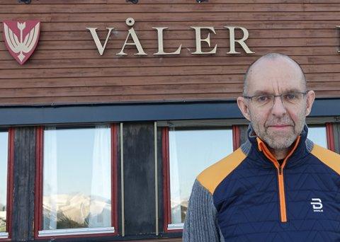 BRA MANNSKAP: Kommunedirektør Rune Antonsen i Våler slår fast at kommunen har mange gode ledere å spille på når store oppgaver skal løses framover.