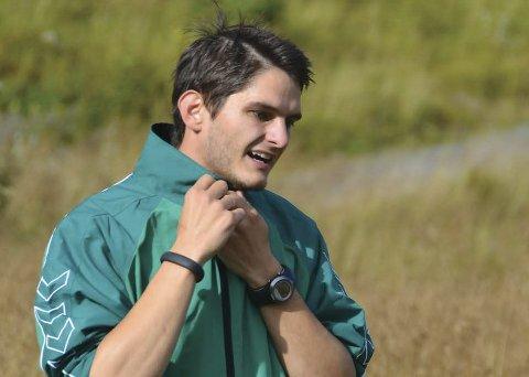 STØTTER DE UNGE: Gøran Rasmussen Åland (Vestvågøy Ap) stiller seg bak de unge i engasjementet for klimasaken.