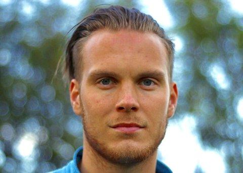 Einar Johansen.