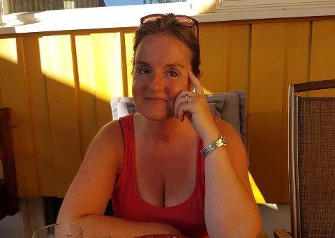 SAVNET: Politiet gikk ut med  bilde av den savnede Vestby-kvinnen onsdag formiddag og ønsker tips dersom noen observerer henne.