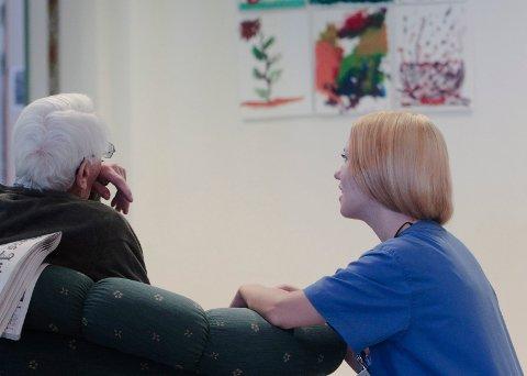 ELDREOMSORG: Nå skal det lages tildelingskriterier for sykehjemsplasser i nye Moss.