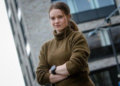 Veterinærstudent, Annika Phillips