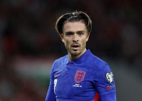 REAGERER: Jack Grealish er langt ifra fornøyd etter å ha blitt slaktet av Aston Villa-korrespondent.