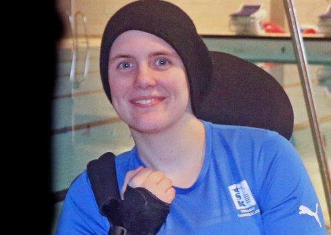 STOPPET OL-DRØMMEN: Ingrid Thunem ønsket å reise til Paralympics i Rio de Janeiro, men legene mente risikoen var for stor.