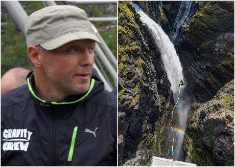 10 ÅR: Snart har Petter Kvalsvik drevet suksessbedriften i 10 år, og det blir bare mer og mer populært.
