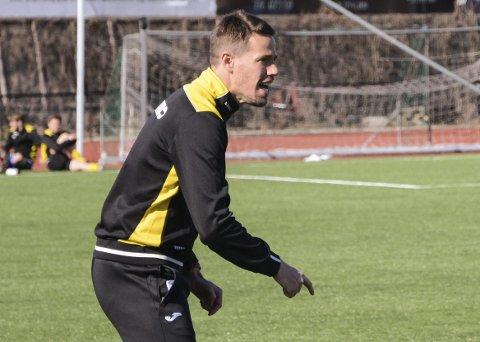Manuel Hervas innser at det blir en vanskelig oppgave å få nok poeng til å holde Raufoss 2 i 3. divisjon.