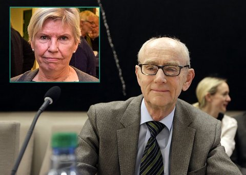 IKKE UVANLIG: Professor Jan Fridthjof Bernt opplyser at det ikke er uvanlig med sluttpakker for rådmenn som må gå.
