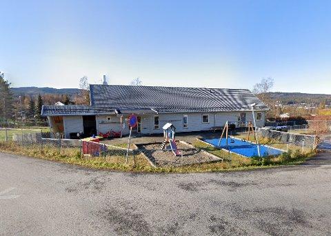 GOD KONTROLL: En avdeling er stengt ved Polaris FUS barnehage på Raufoss. Kommunelegen i Vestre Toten sier de har god kontroll på smitteeksponeringen.