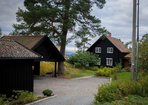 Rødstenveien 1 på Svartskog er solgt for 10,2 millioner kroner.