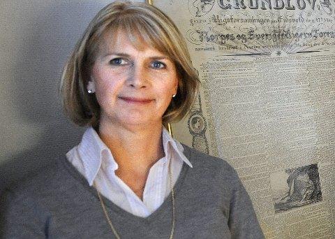 DØMT: Tidligere advokat Eva Westby (52) fra Kolbotn har ikke tatt endelig stilling til om hun vil anke dommen fra Follo tingrett.