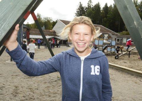 Trippelvinner: Ida Lie Sørensen fra Larvik ski vant Birken-trippelen sammenlagt etter 7.-plass i rittet i helgen. Det er imidlertid langrenn som gjelder for 12-åringen, som sikter mot å bli verdens beste.