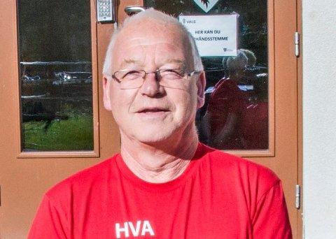 3. KANDIDAT: Harald Schrøder