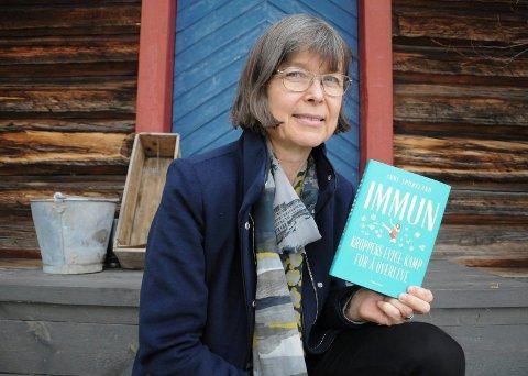 FORFATTER:  Ann Spurkland har skrevet boka «Immun - Kroppens evige kamp for å overleve».