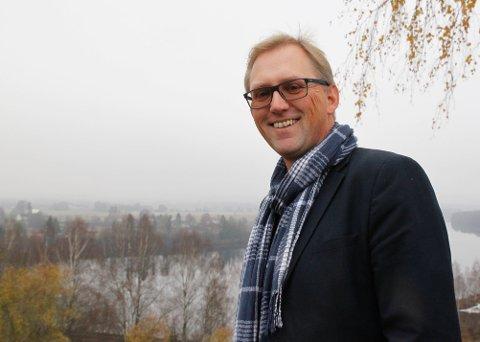 FAMILIENS HUS: Jørn Andre Stenseth har ledet barneverntjenesten i Solør. Nå samler han 45-50 fagfolk som arbeider med barn og unge i Familiens Hus.