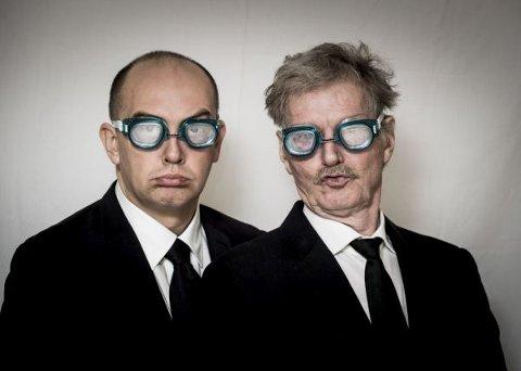 Stian Carstensen og Øystein Sunde kommer til Gamle Ormelet søndag for å holde konserter i fem dager.