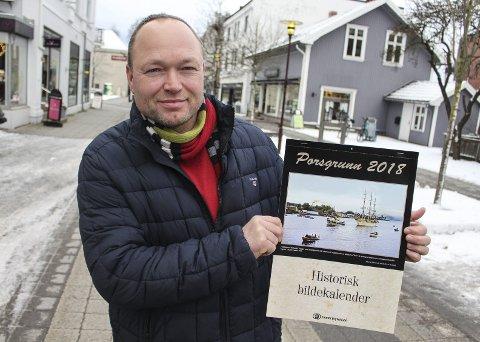 Roy B. Andersen og Urædd Bryteklubb har i samarbeid med Kjell Ivar Brynsrud laget en historisk kalender basert på bildene til bokselegenden Thor Skarnes.
