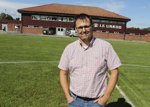Klar for storinntrykk: Urædd-leder Sigurd Juvik gleder seg til å ta i mot 379 lag på Kjølnes til Fjord Line Cup over de to kommende helgene.