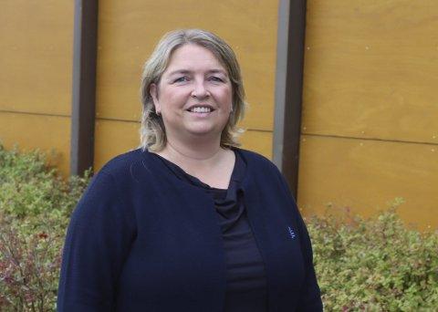 FULL STOPP: Bamble-leder Anette Sanderød Wold sier hun forstår at håndballforbundet innfører ful stopp i kamper, men hun synes det er synd for alle de unge spillerne å bare få lov til å trene.