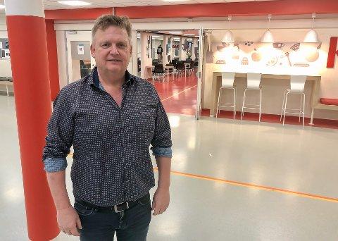 PVS-REKTOR: Kai Magne Bråthen.