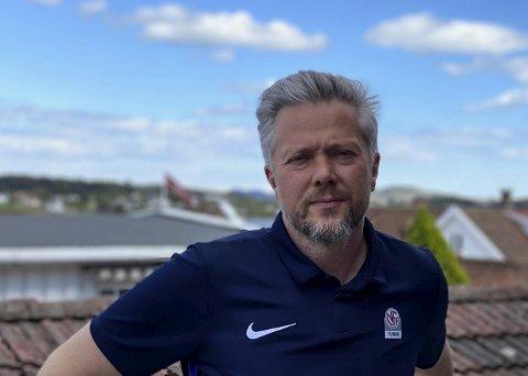 Vil hjelpe: Gaute Brovold forteller om hvordan kretsen vil hjelpe klubbene i en treningshverdag med mange restriksjoner.