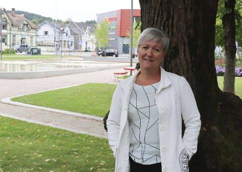 POSITIV: Mariann Eriksen er positiv til søknaden fra Pors.