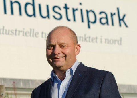 Arve Ulriksen, adm. dir. Mo Industripark AS.