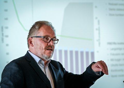 Tom Einar Jensen, administrerende direktør i Freyr, er godt fornøyd med at batteriselskapet har signert avtale med Itochu, et av Japans største selskaper.