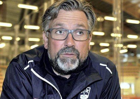 Folkefest: Lismarkingen Atle Svensrud er sportslig leder i Lillehammer og mener Hockey Classic er god reklame for sporten. Morten Aasen, GD