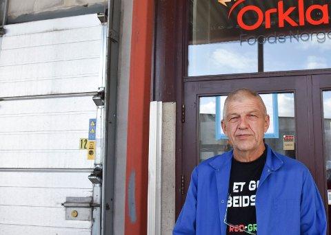 BEKYMRET: Hedmark NNN er bekymret for strukturendringene i næringsmiddelindustrien.