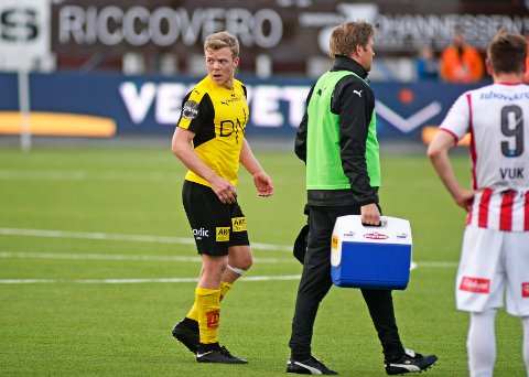 FRAMTIDSTANKER: Erling Knudtzon vil trolig avgjøre hvor han skal spille de neste årene i løpet av sommeren. FOTO: NTB SCANPIX