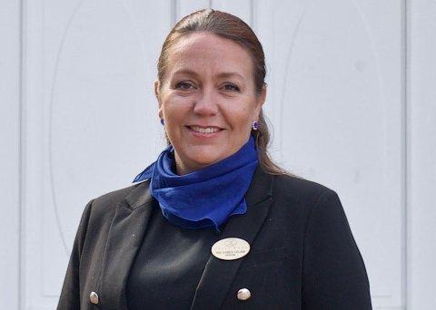 UVISSHET: Direktør Heidi Fjellheim er svært spent på utviklingen, etter at Kina har innført utreiseforbud for turistgrupper. i håpet om å begrense smitten av koronaviruset.