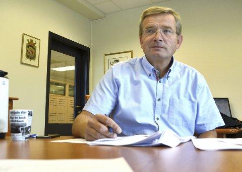 INN: Sandefjords rådmann de siste 13 årene, Gisle Dahn, er etter valget sparebankens styreleder. Arkivfoto: Paal Even Nygaard