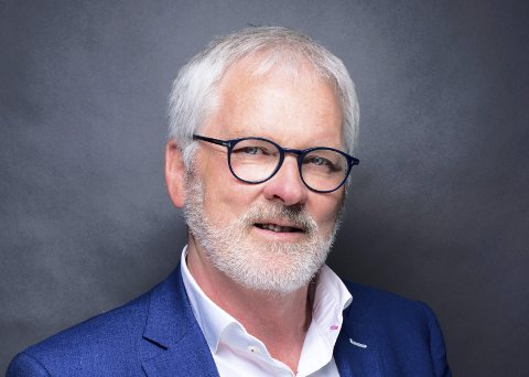 Stig Finslo, direktør utgiverspørsmål Amedia