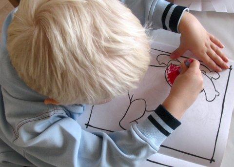 BARNETRYGDEN: Øker med 84 kroner: Ved utgangen av fjoråret var det 670.000 mottakere av barnetrygd i Norge. Illustrasjonsfoto: Colourbox