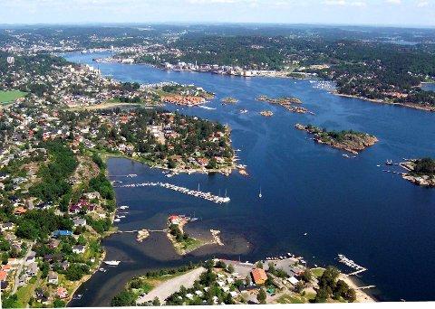 HYTTEKOMMUNE: Sandefjord kommune har over 2.000 hytter. Rådmannen ber hytteeiere som ikke har hjemstedsadresse i kommunen om å holde seg hjemme. Det kan bli iverksatt tiltakt mot dem som ikke følger rådet.