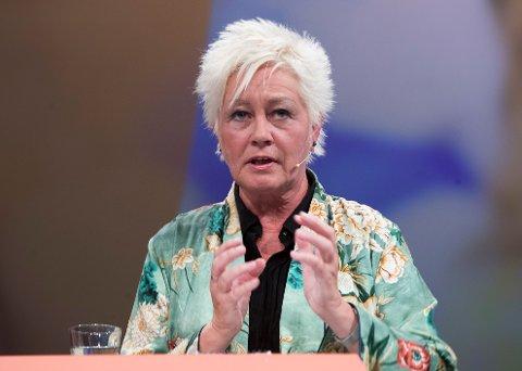 Anne Lise Ryel, generalsekretær i Kreftforeningen. (Foto: Terje Pedersen, NTB Scanpix)