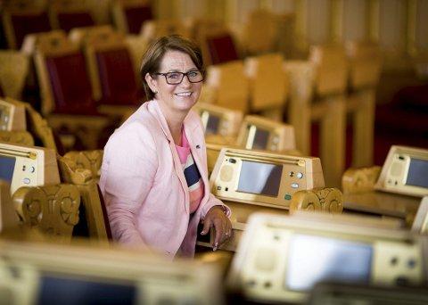 Stortingsrepresentant Tone Wilhelmsen Trøen (H) har i flere år jobbet for at kvinner skal engasjere seg i lokalpolitikken.