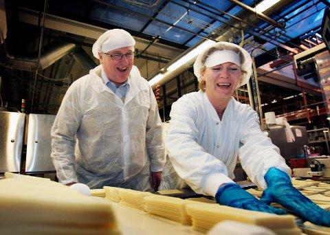 Tine Heimdal innførte sekstimersdag for sine ansatte i 2007. Det førte til at sykefraværet ble kraftig redusert. Effektiviteten økte med 30 prosent.