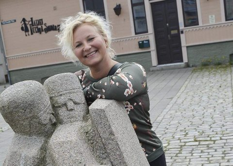 Ny rektor: Anne Navestad, opprinnelig fra Mysen, har fått jobb som rektor ved Halden kulturskole. Foto: Thorkil H. Lindskog/Halden Arbeiderblad