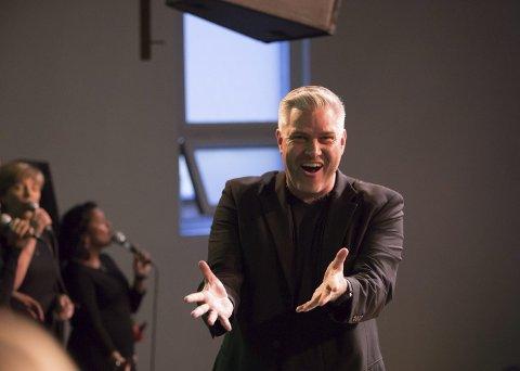 GOSPEL: Leif Ingvald Skaug er en kjent gospelorganist i Musikk-Norge. Arkivfoto.