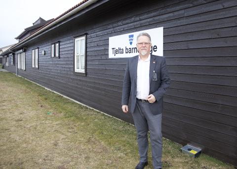Leder for utvalg for oppvekst og kultur, Ove Evertsen, forsikrer at det skal være drift i Tjelta barnehage også neste barnehageår.