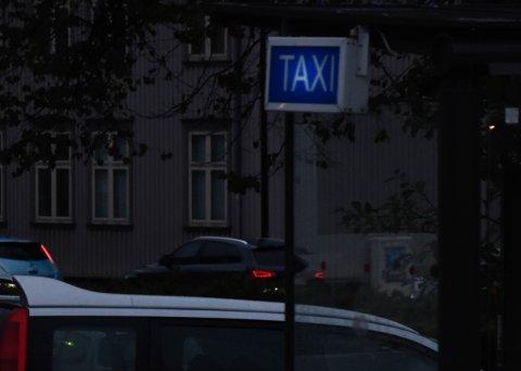 UHELDIG: Daglig leder Trond Bakke i Tønsberg Taxi medgir at saken er uheldig for selskapet.