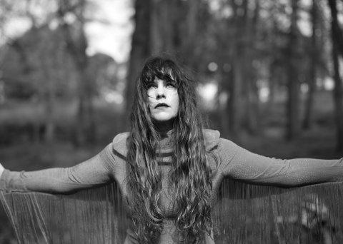 AKTUELL: Ida Jenshus har nettopp gitt ut en ny låt fra sit kommende album.