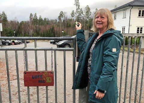 Styrer i Fagerstrand barnehage, Siri Lindseth, sier det er en utfordrende situasjon i barnehagene nå.