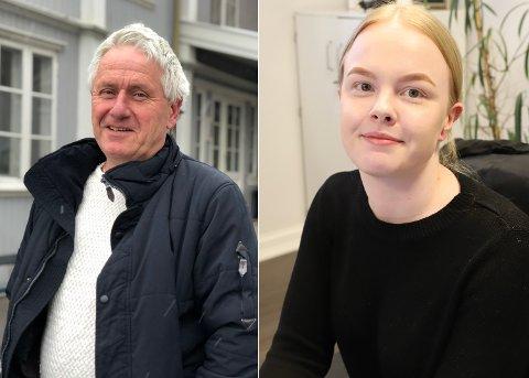 Tore Kubberød og Camilla Marie Reierstad er nå en del av Amta-staben i Lindtruppbakken. Kubberød og Reierstad vil skrive nyheter fra begge kommuner.