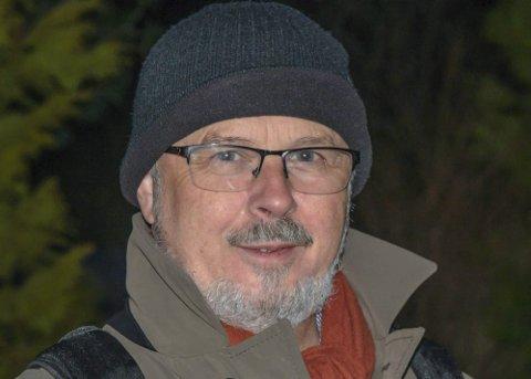 Harald Opdahl: - Ja, ungdommene har min støtte. De har vanskelig å sitte i ro, for de vet det er de som må ta seg av klimautfordringene i fremtiden.